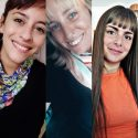 Carla Mansilla, Ruth Nudelman y Rocio Girado Milano